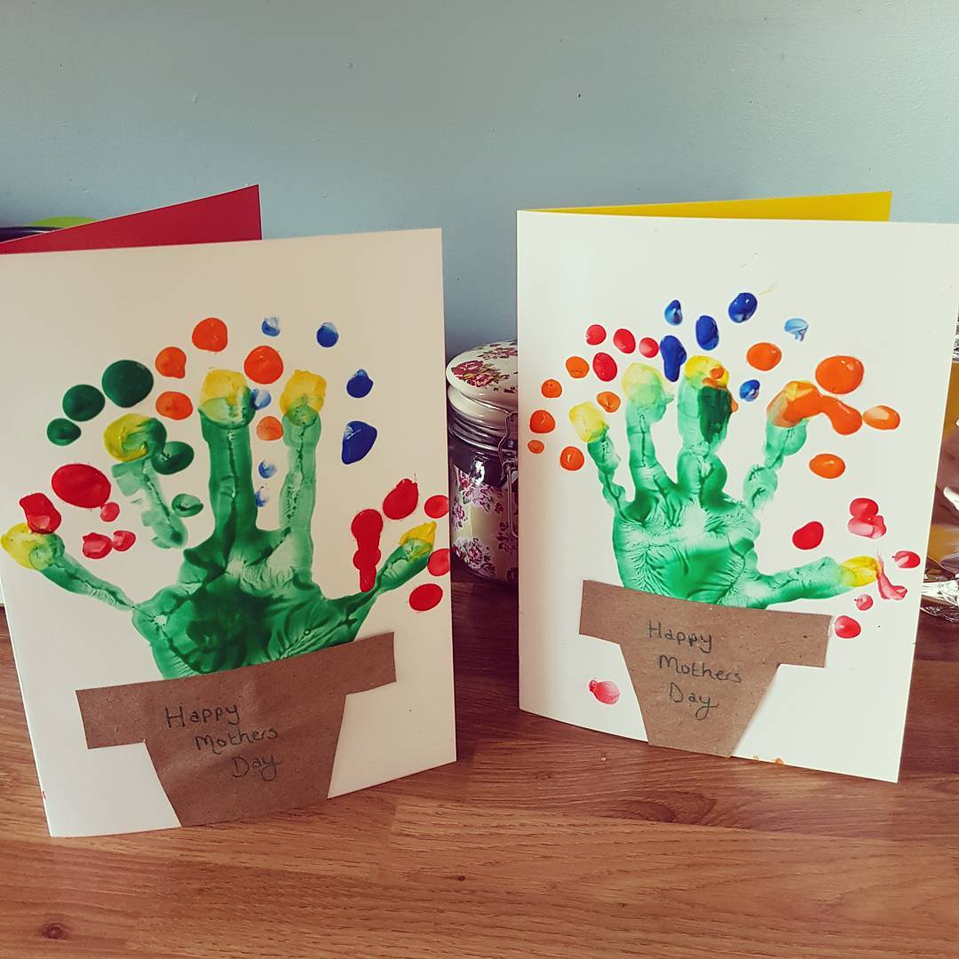 38 Creative Mothers Day Crafts To Leave Your Mom