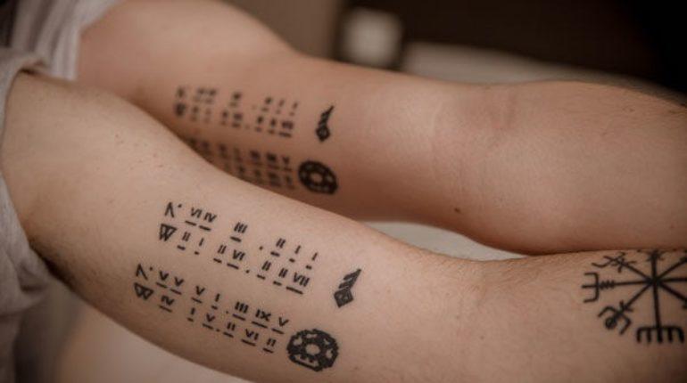 Multiple Nautical Symbols