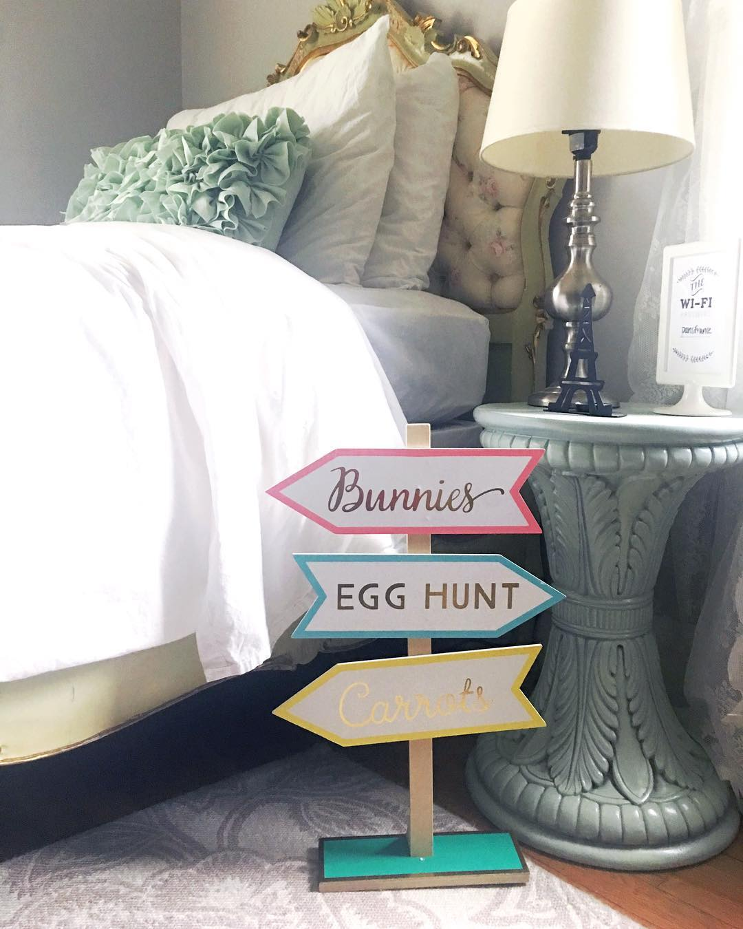 46 Best Farmhouse Home Decor Ideas You Will Totally Love: 40 Cute Rustic Decor Ideas For A Cozy Easter