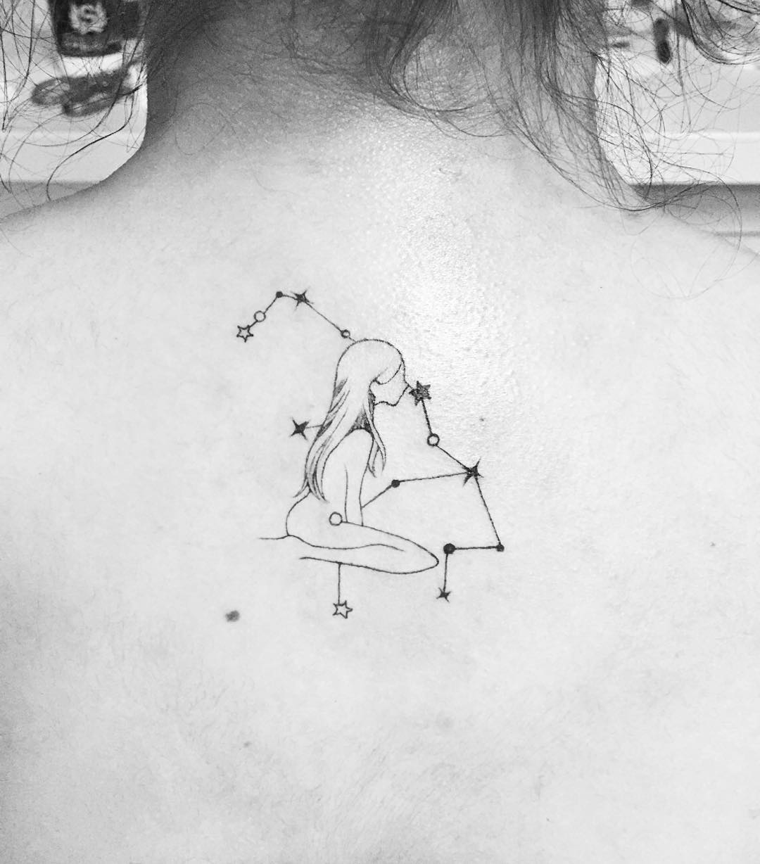 45 Mesmerizing Surreal Tattoos That Are Wonderful: 55 Unique Star Tattoo Ideas To Take Body Art To A New Level