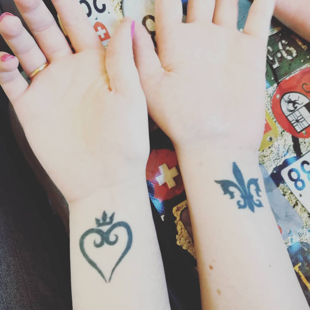 55 Unique Inner Wrist Tattoos for Beautifully Decorated Arms