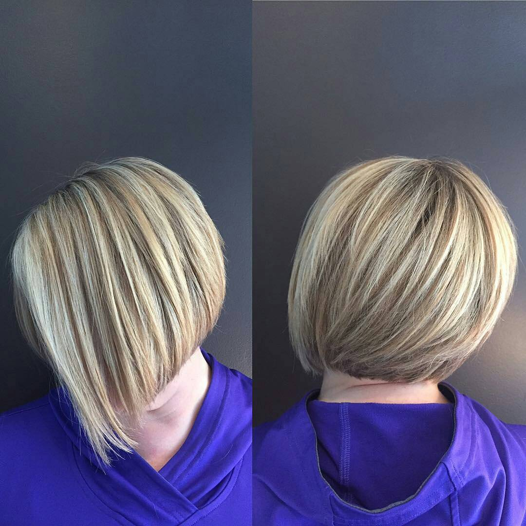 30 Sport A Chic Look With One Of The Most Fashionable Bob Hairstyles