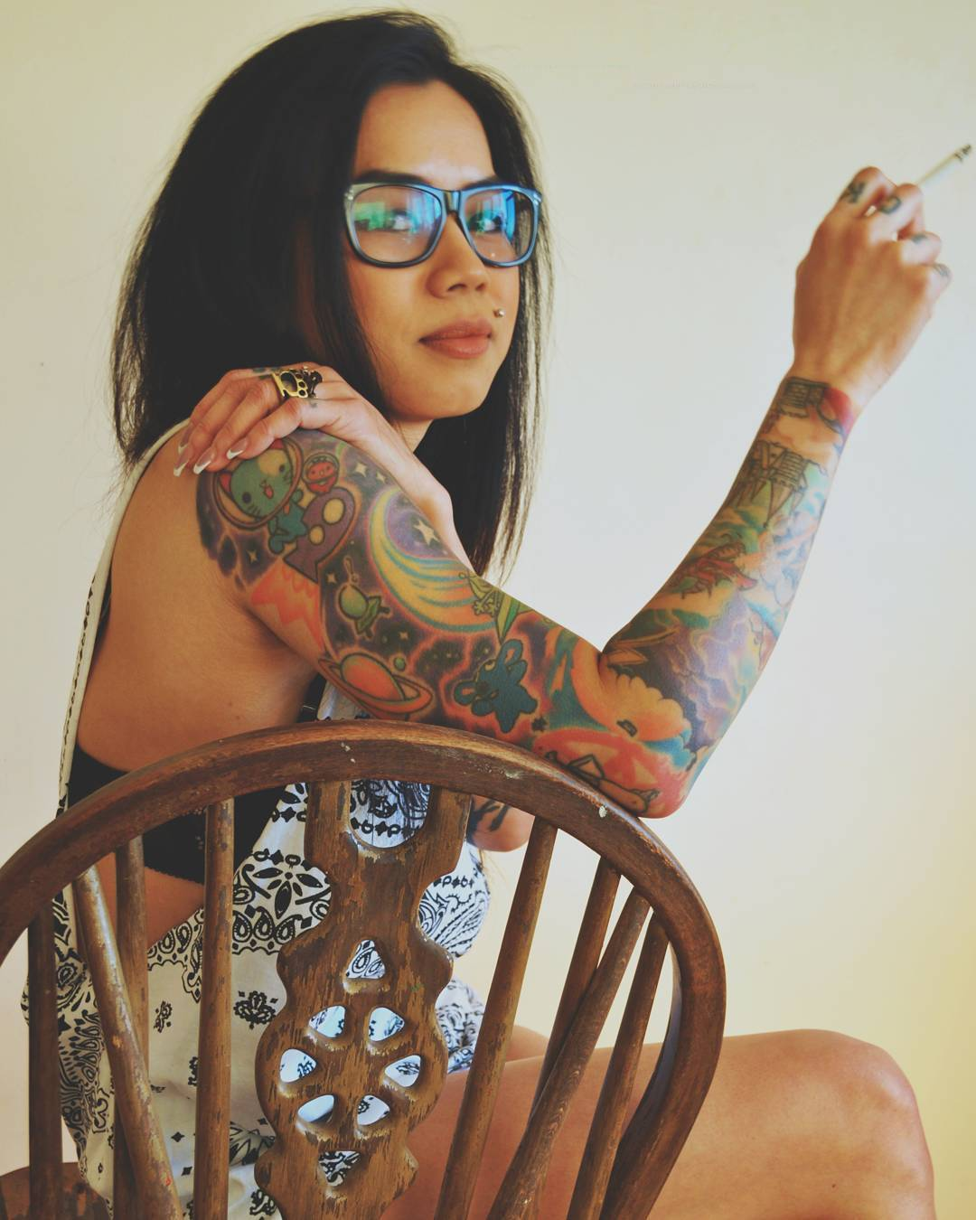 45 Artistically Express Yourself Through Full Sleeve