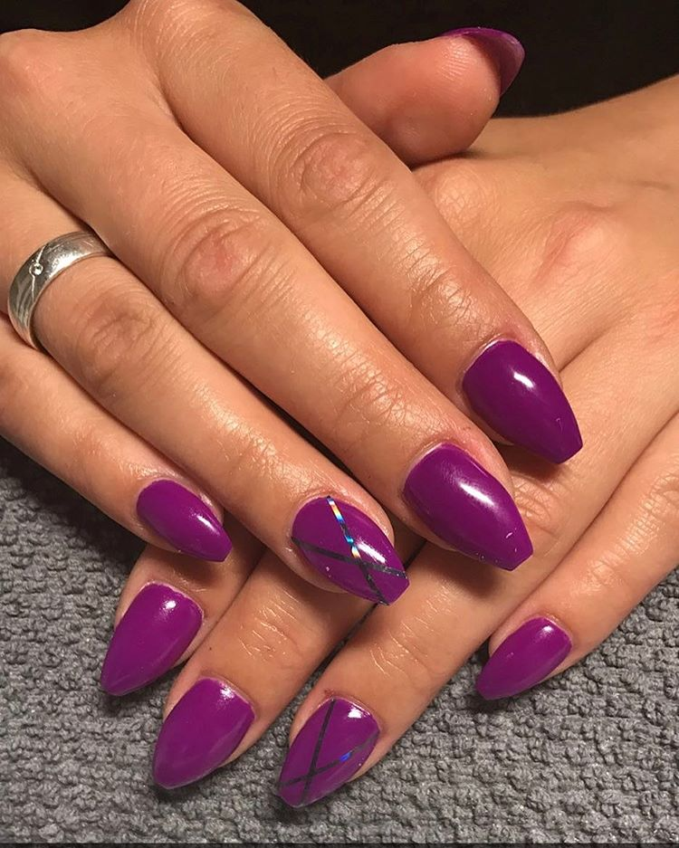 Gel Nail Designs On Natural Nails