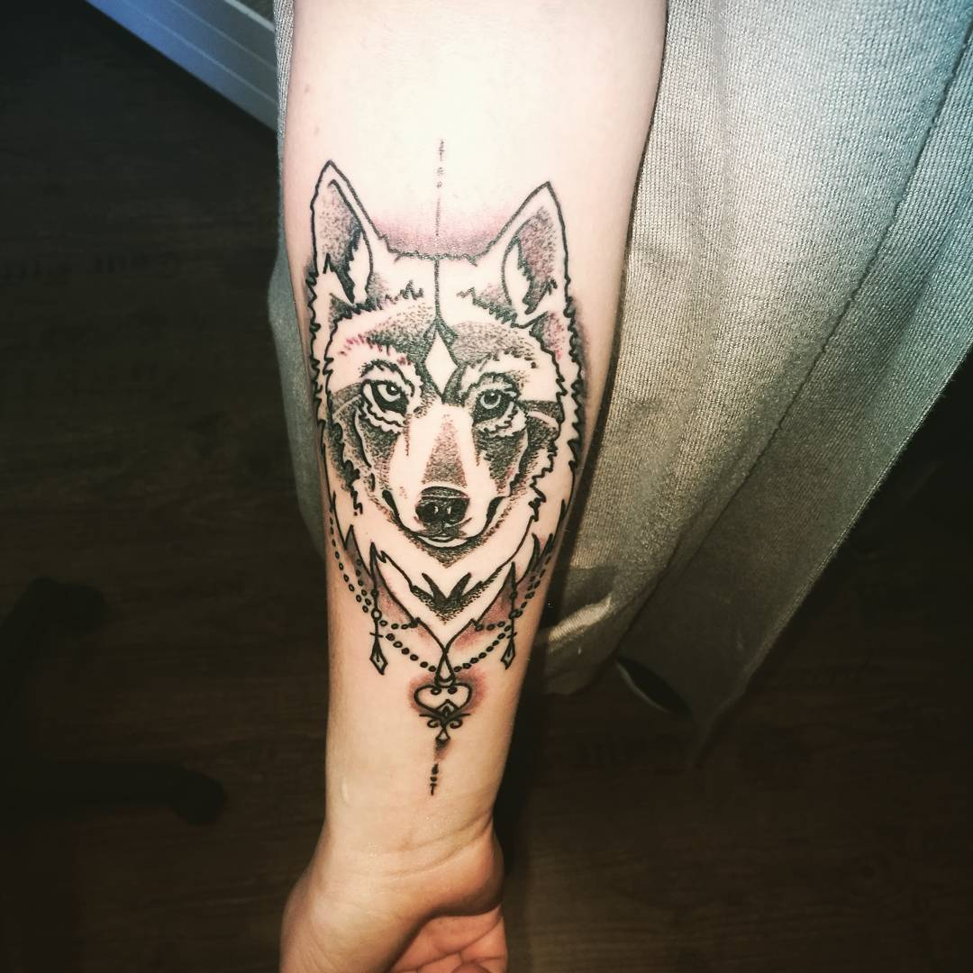 Make A Statement With 95 Of The Best Tattoo Quotes: 50 Make A Powerful Style Statement With Wolf Tattoos Ideas