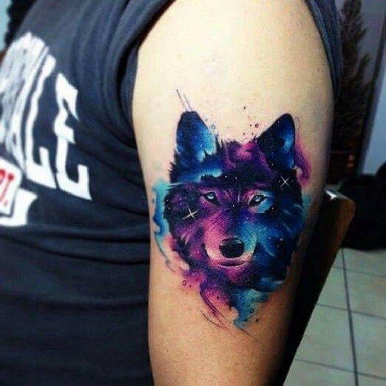 78440ff91 ... #wolf #wolftattoo #wolftattoos #tattoo #tattoidea #tattoos ...