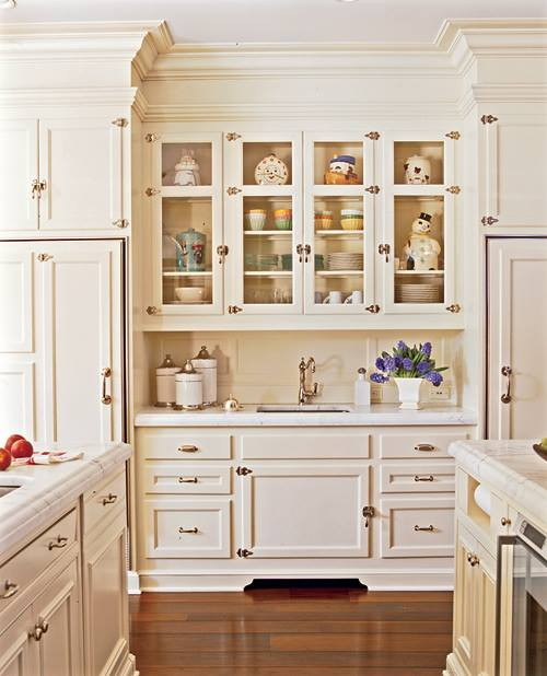 Kitchen Cabinets Look Like Furniture: 60 Voguish Vintage Kitchen Ideas Which Are Tried And Tested