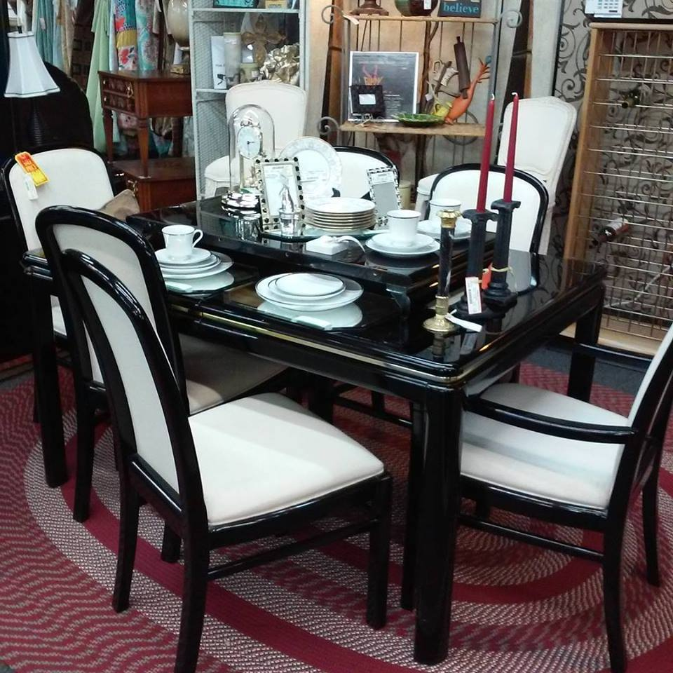 Beautiful Rustic Dining Room Decor Black Lacquer Lane Dining Room Furniture  ...