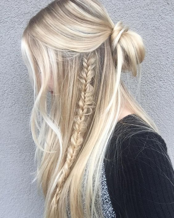 40 Trendy Edgy And Easy Hairstyles For Straight Hair That Are Real