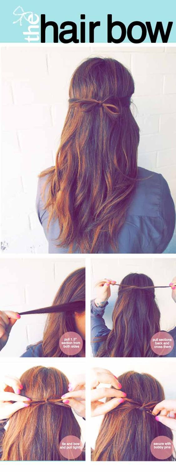 15 Trendy, Edgy and Easy Hairstyles for Straight Hair That Are ...