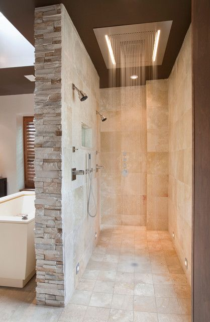 Best Two Person Shower Design Ideas - Best image 3D home interior ...
