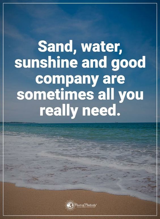 Great Love Quotes: 42 Sunny Beach Quotes To Inspire You