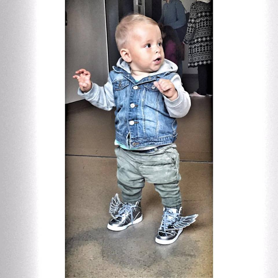60 Super-Charming Little Boy Outfits That Are As Cute As Him