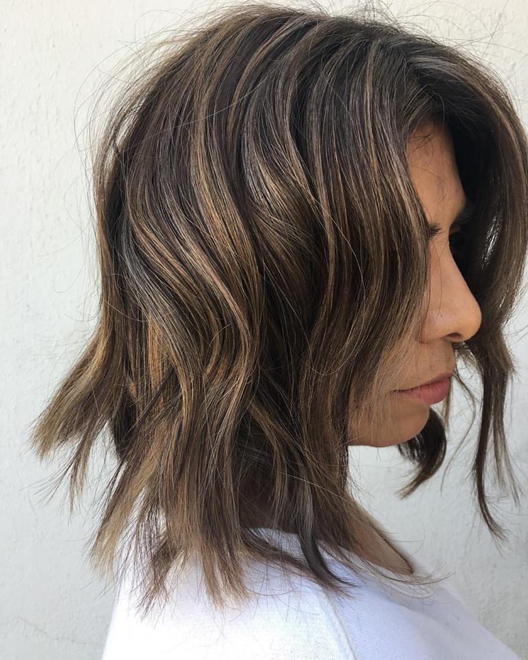 50 Choicest Lob Haircut Ideas To Flaunt