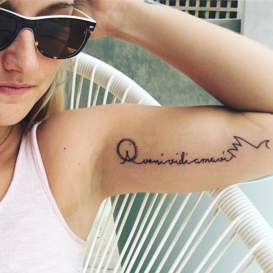 Tattoo Quotes Gold Coast: 30 Attractive Travel Inspired Tattoos Designs To Flaunt