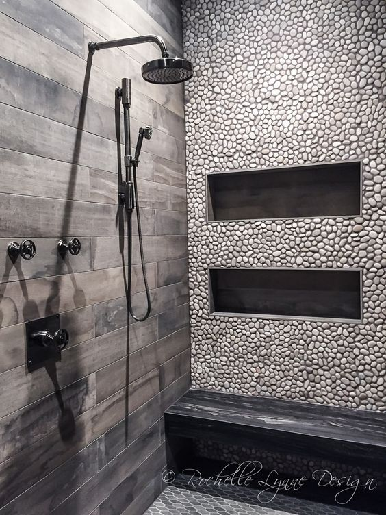 32 Modern Shower Designs to Accommodate in Different ...