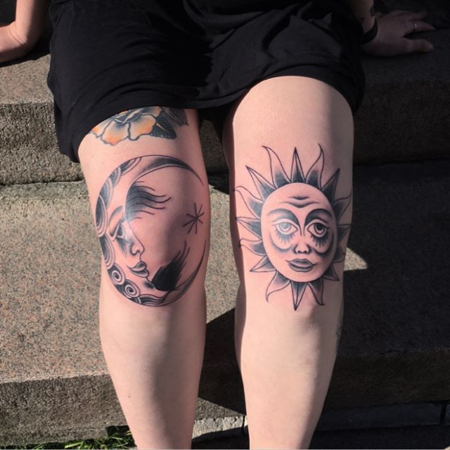 45 exclusively unique sun tattoo ideas to explore gravetics