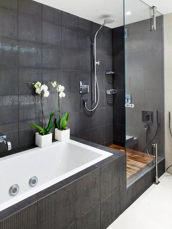 32 Modern Shower Designs To Accommodate In Different