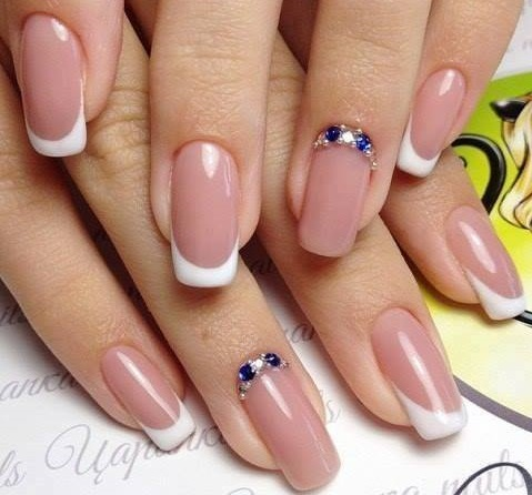 45 Sober And Smart Work Nail Art Ideas For Formal Days