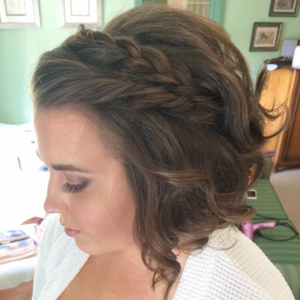 Beach Boho Vibe Hairstyle For Short Hairs