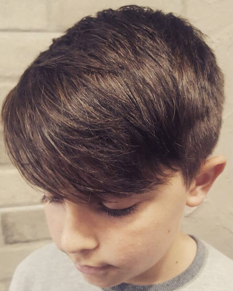 50 Super Cool Hairstyles For Little Boys Which Are Too Good Not To