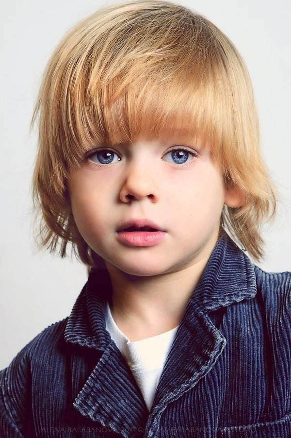 50 Super Cool Hairstyles For Little Boys Which Are Too Good