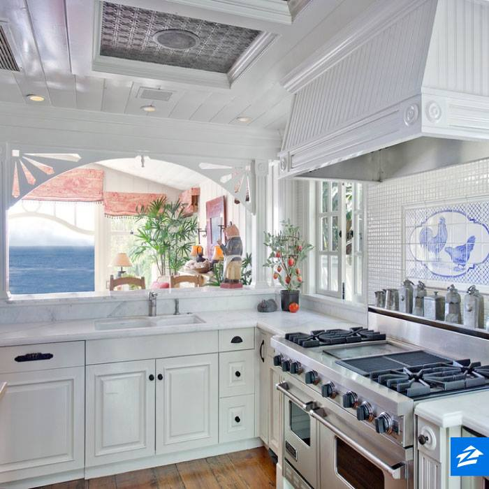 50+ Super-Cool Airy Kitchen Ideas Which You Cannot Afford ...