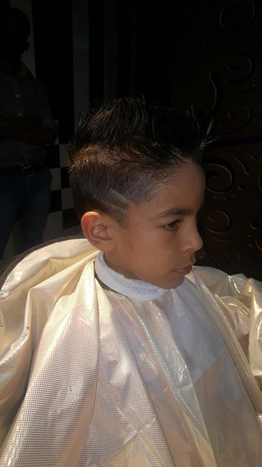 50 Super-Cool Hairstyles for Little Boys Which Are Too