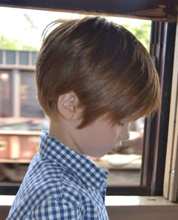 50 Super-Cool Hairstyles for Little Boys Which Are Too ...