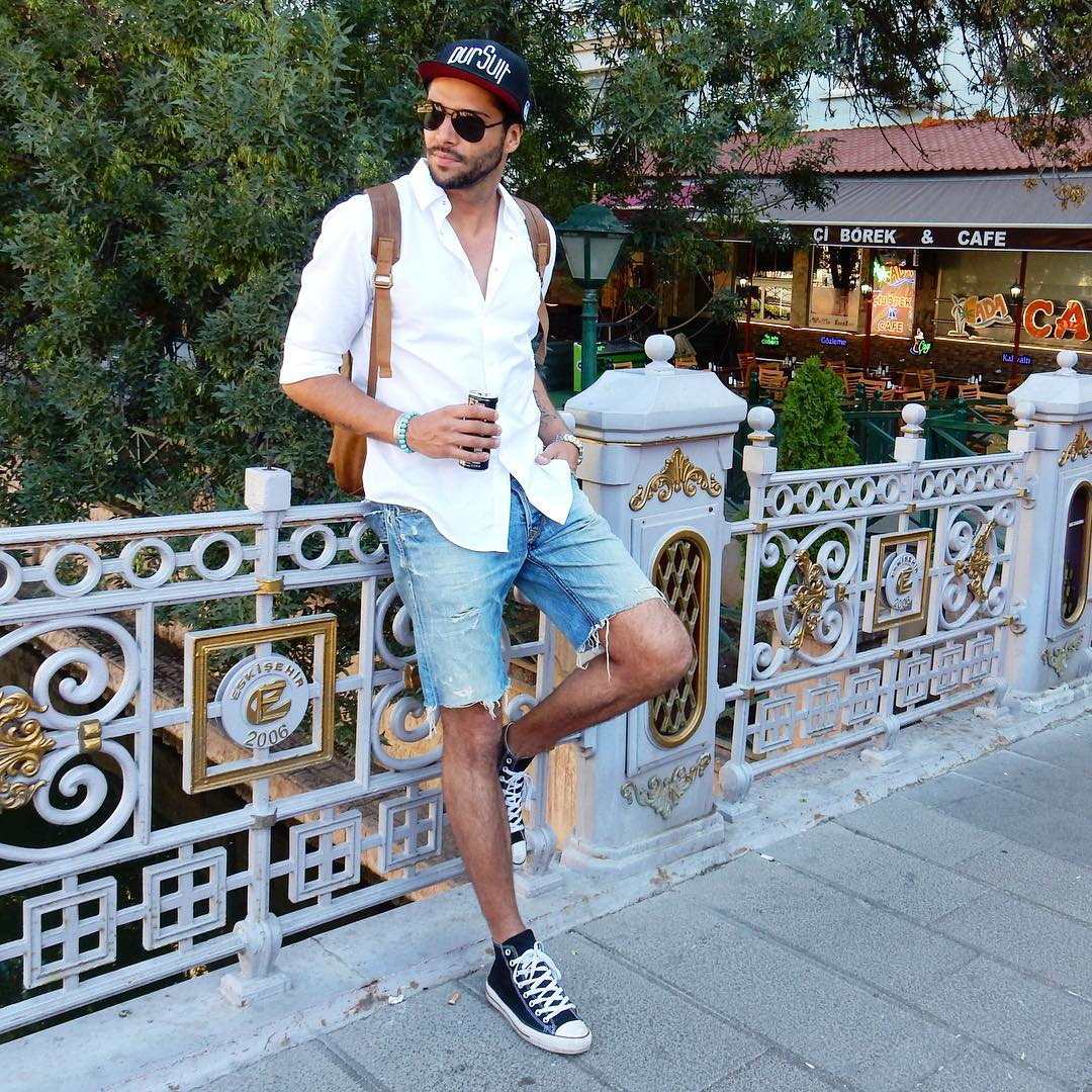 89ea742593 40 Go-To Men s Summer Outfits With Vans Sneaker That Haven t Failed ...