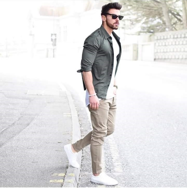97a95c43380 40 Go-To Men s Summer Outfits With Vans Sneaker That Haven t Failed ...