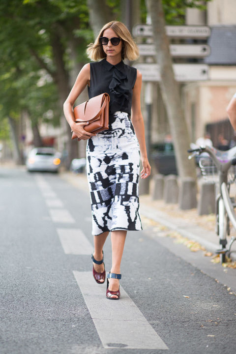 50 Attractive Girls Work Outfits For Summer That Mean Business