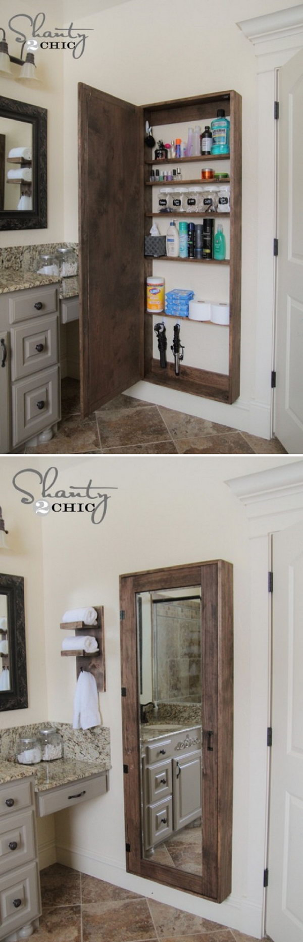 33 Out Of The Box And Trend Setting Hidden Storage Ideas For