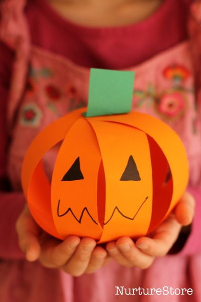 Easy Halloween Crafts For Toddlers To Make