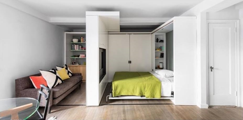 Adjule Small Apartment Design