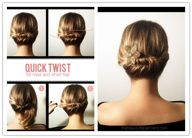 45 Gorgeous DIY Hairstyles for Short Hair That Are Truly Drool Worthy