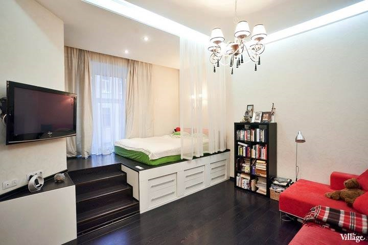 45 Cool and Cozy Studio Apartment Design Ideas for the Inhabitants ...
