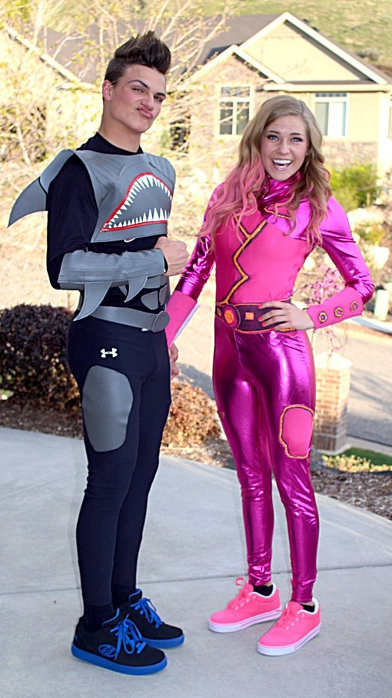 Fun Couples Halloween Costumes