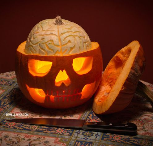 30 Interesting Pumpkin Carving Ideas for Halloween To Make the ...