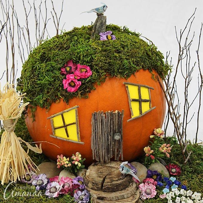 40 Innovative And Fantastic Pumpkin Decoration Ideas For
