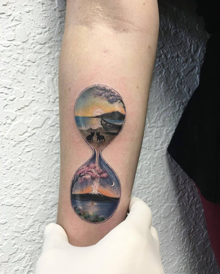 40 Circle Tattoo Ideas That Can Depict Your Whole ...