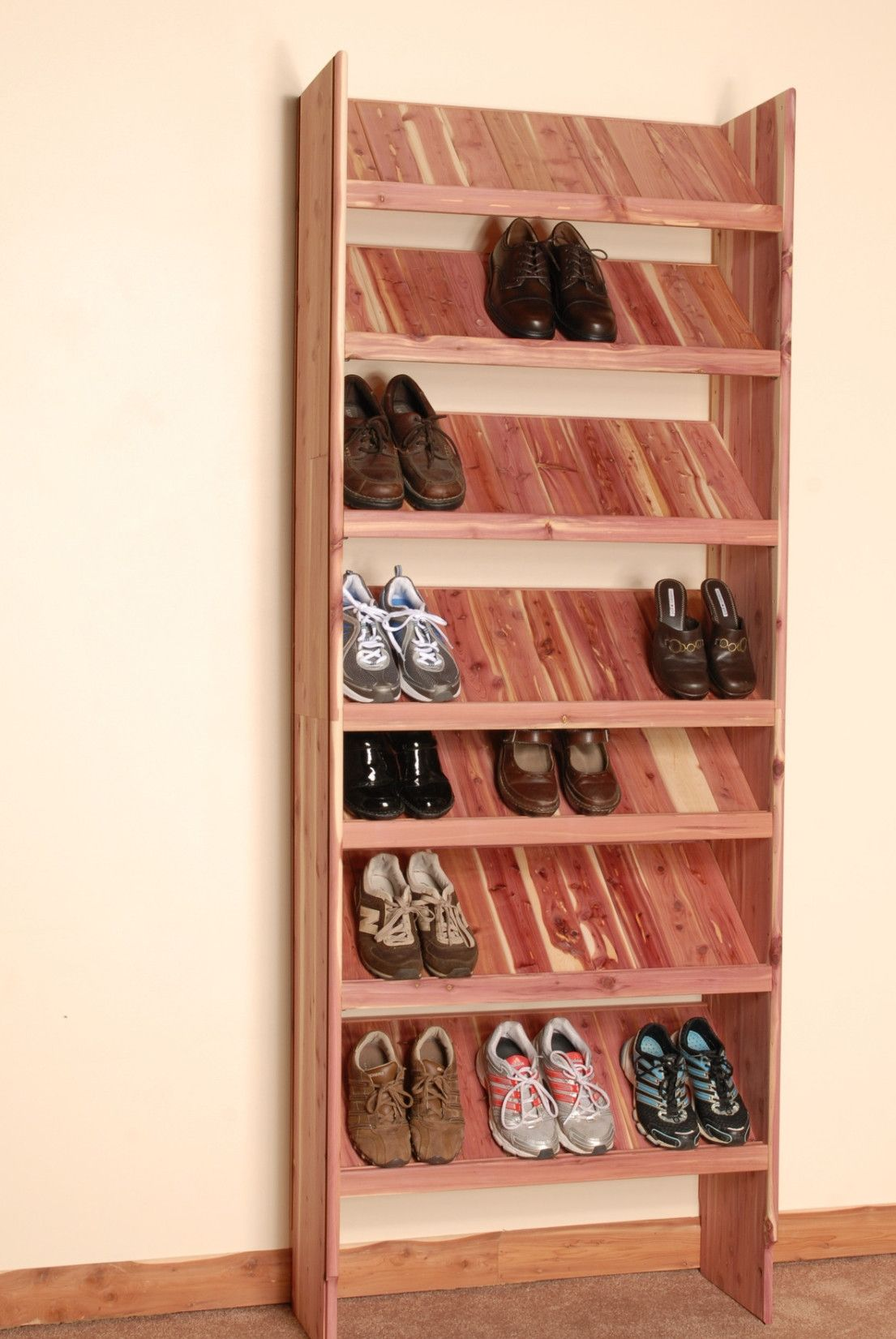 Closet Ideas For Small Spaces: 25 Handy Shoe Storage Ideas For Effective Space Management
