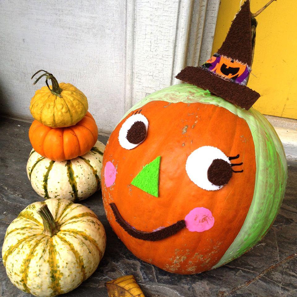 Innovative and fantastic pumpkin decoration ideas for