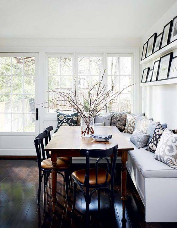 50 Awesome Breakfast Nook Ideas to Start Your Day with a Boost