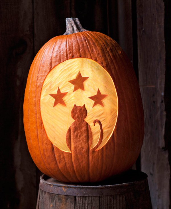 Interesting pumpkin carving ideas for halloween to make
