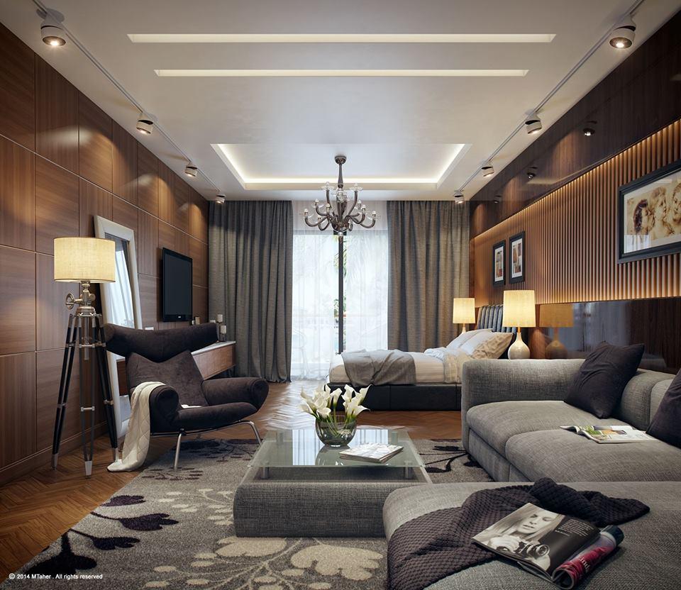 Cool Studio Apartment Ideas: 45 Cool And Cozy Studio Apartment Design Ideas For The