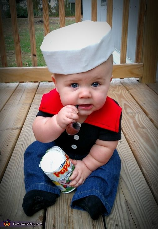 Halloween Costume Contest ...  sc 1 st  Gravetics & 50+ Adorable Baby Wearing Halloween Costumes To Make You Go Aww