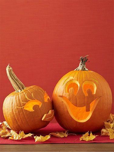 Interesting pumpkin carving ideas for halloween