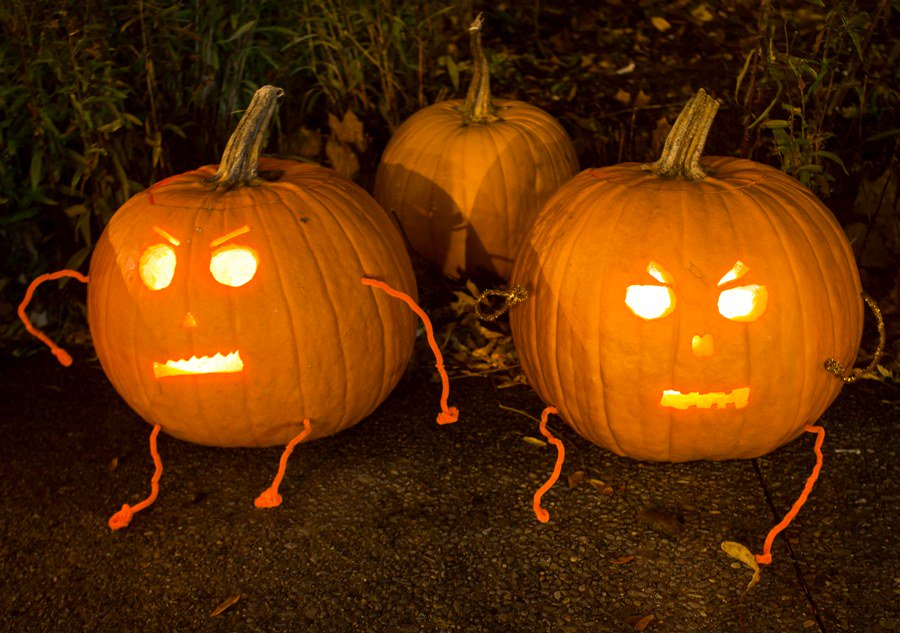 30+ Interesting Pumpkin Carving Ideas for Halloween , Gravetics