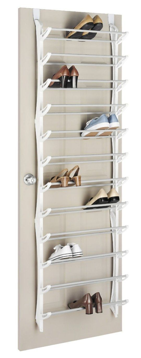 ... Incredible Tip For You To Organize Your Shoes.